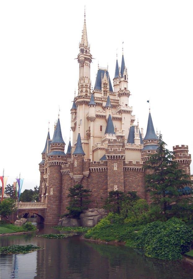 Замок Дисней стоковое фото