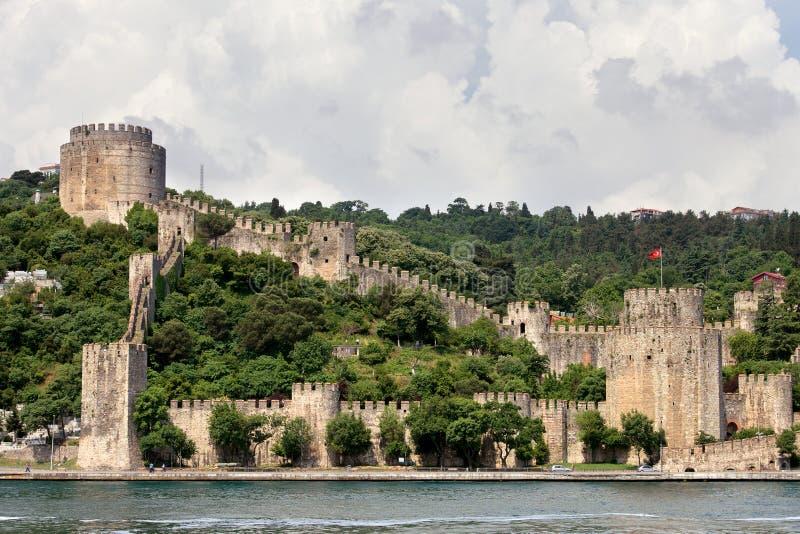 замок европа стоковое изображение