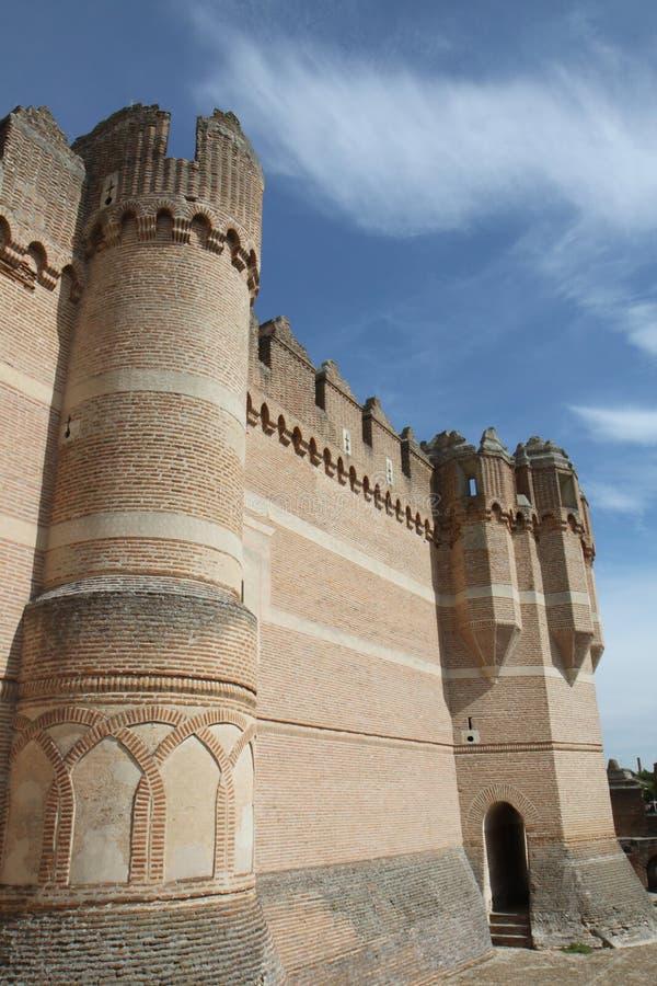 Замок коки стоковое фото rf
