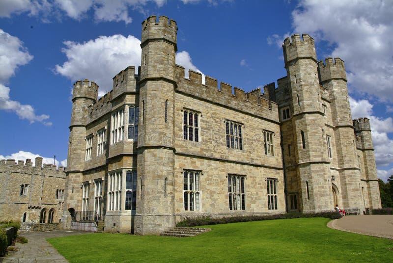Замок Лидс, Майдстоун, Кент, Англия стоковое изображение