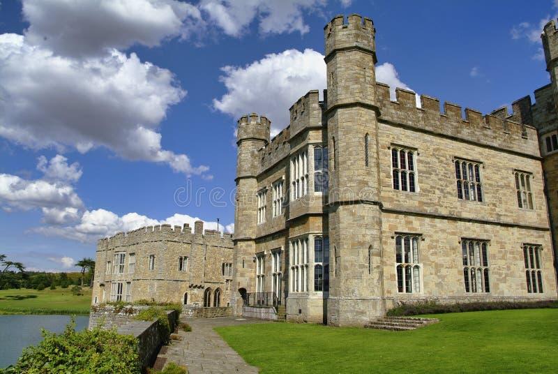 Замок Лидс,Майдстоун, Кент,Англия стоковое фото