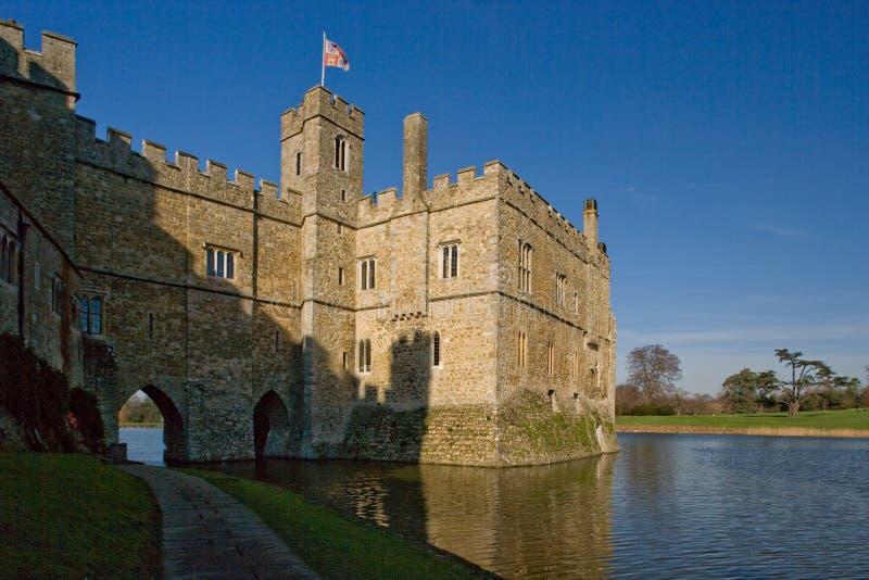 Замок Лидс стоковые изображения