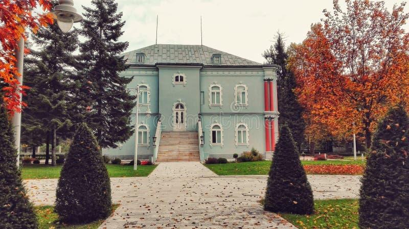 Замок Николаса стоковые изображения rf