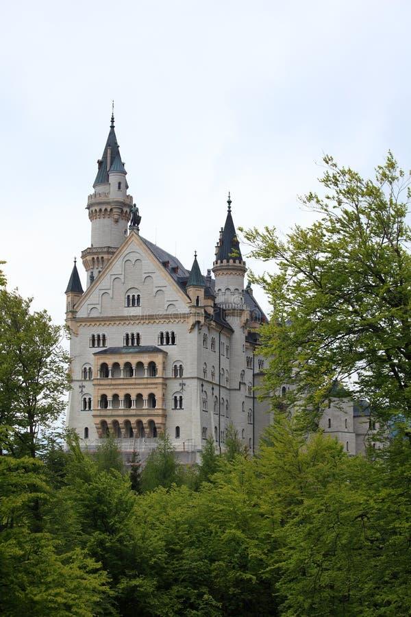 Download Замок Нойшванштайна в Schwangau Иллюстрация штока - иллюстрации насчитывающей германия, озеро: 33737017