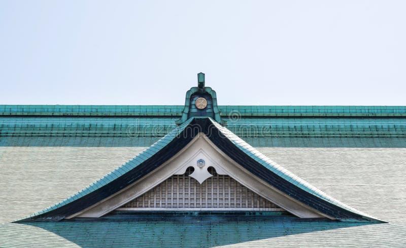 Замок Осаки стоковые изображения rf