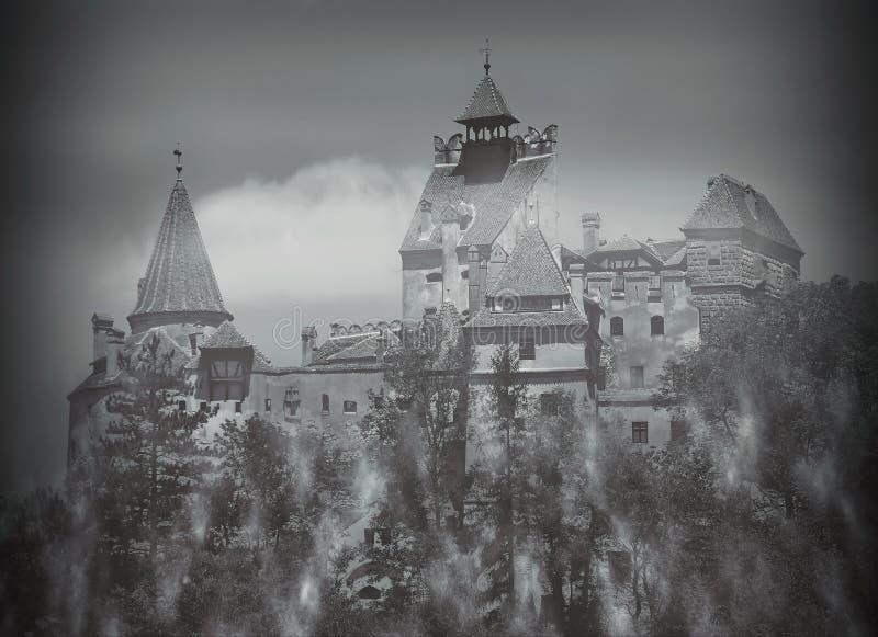 Замок отрубей стоковая фотография