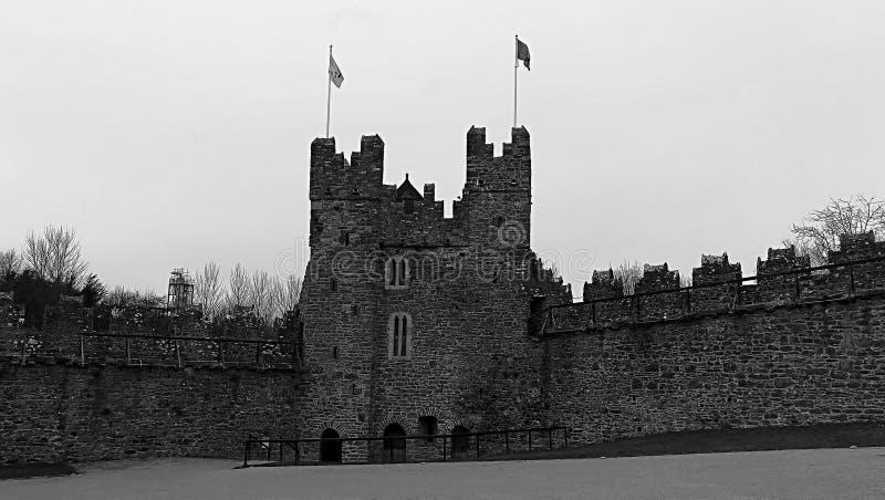 Замок шпаг стоковые изображения rf