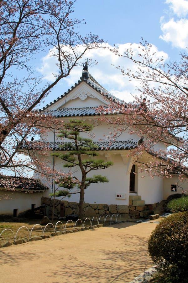 Замок Япония Himeji стоковое фото