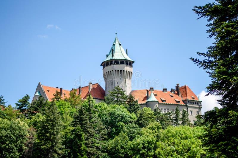 Download Замок стоковое изображение. изображение насчитывающей фе - 41662091