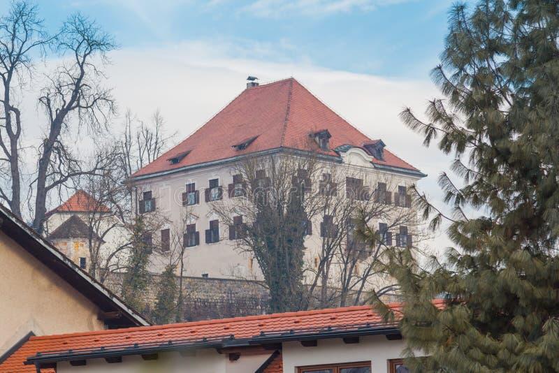 Замок стоковые фото