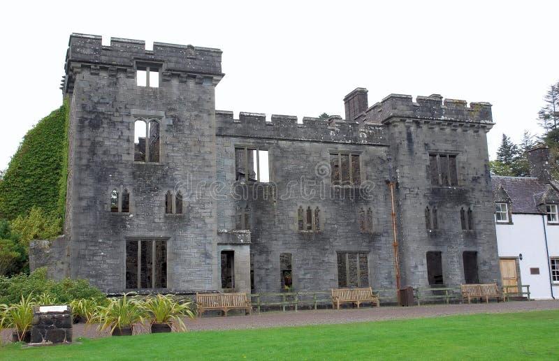 Замок Armadale стоковые изображения rf