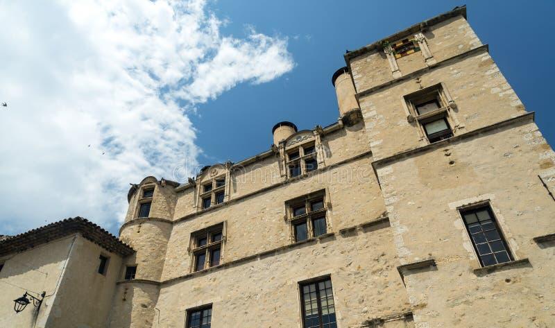 Замок-Arnoux стоковое изображение rf
