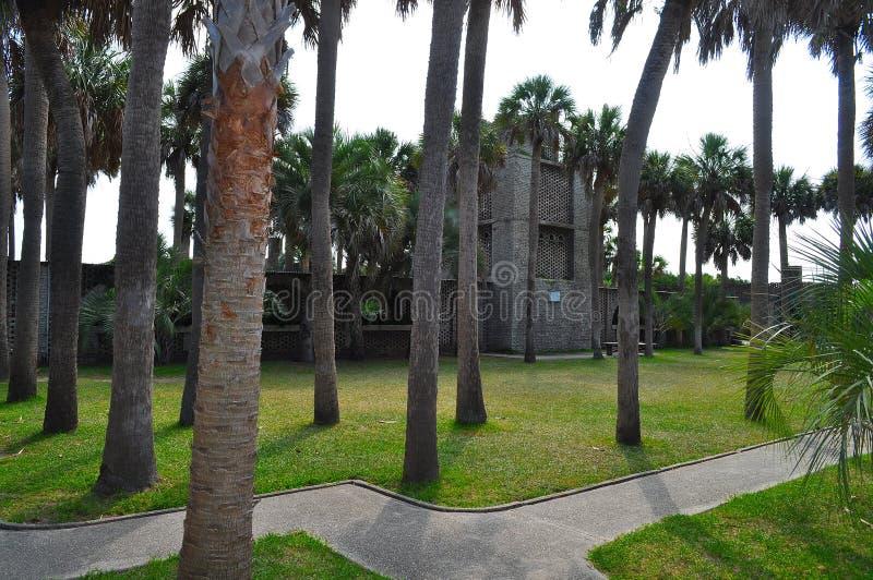 замок atalaya стоковое фото