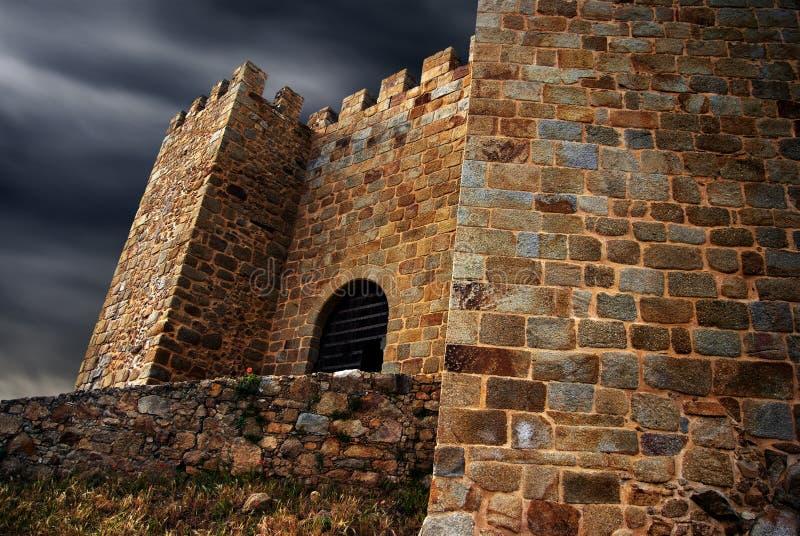 замок belver стоковое фото