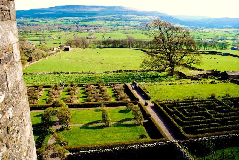 Замок Bolton стоковые изображения rf