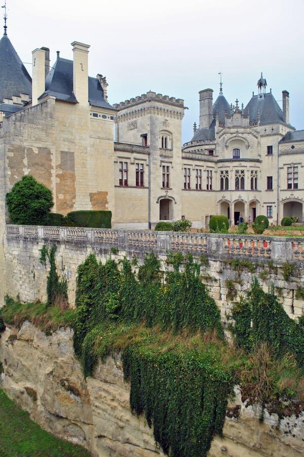Замок Breze стоковое изображение