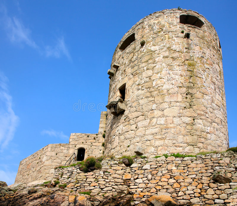 замок cromwell s стоковая фотография