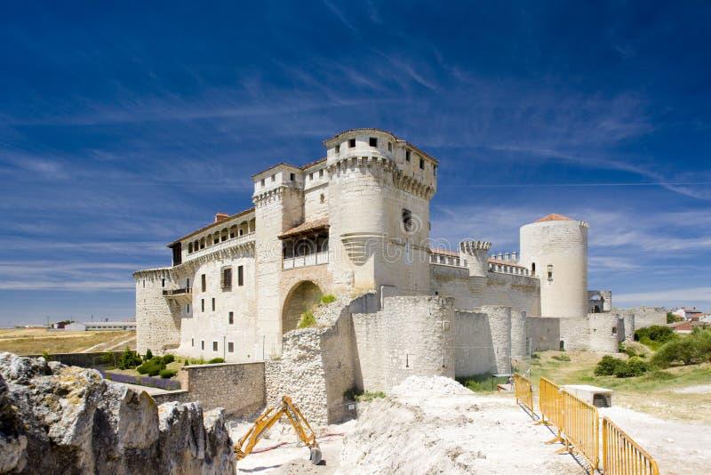 замок cuellar стоковые изображения