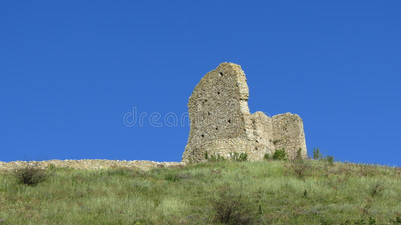 Замок Devin стоковое фото