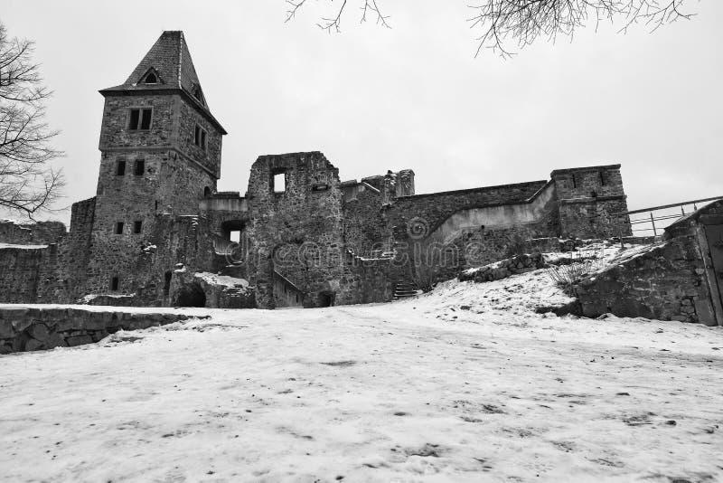 Замок Frankenstein стоковые изображения