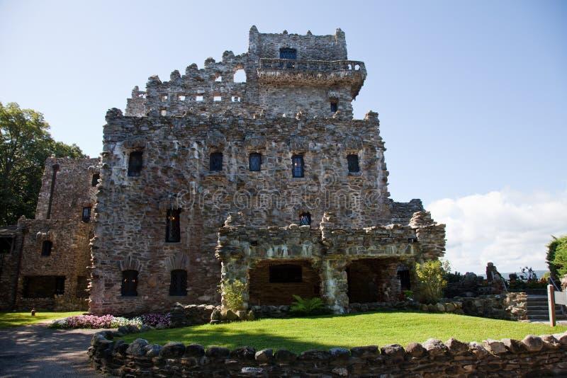 замок gillette стоковое фото rf