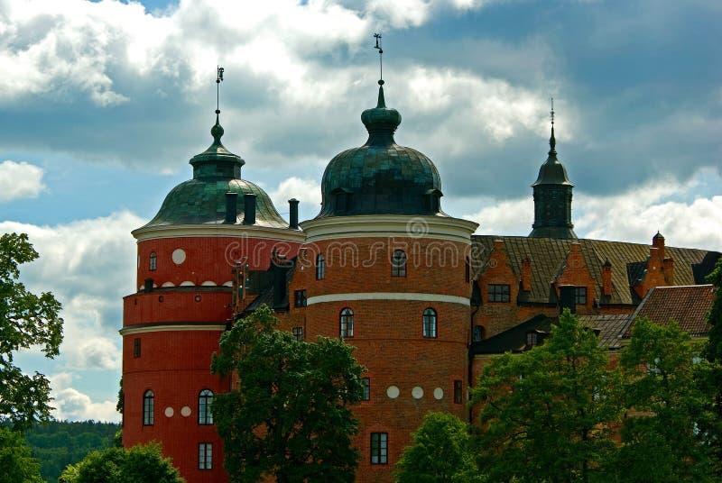 Замок Gripsholm стоковая фотография