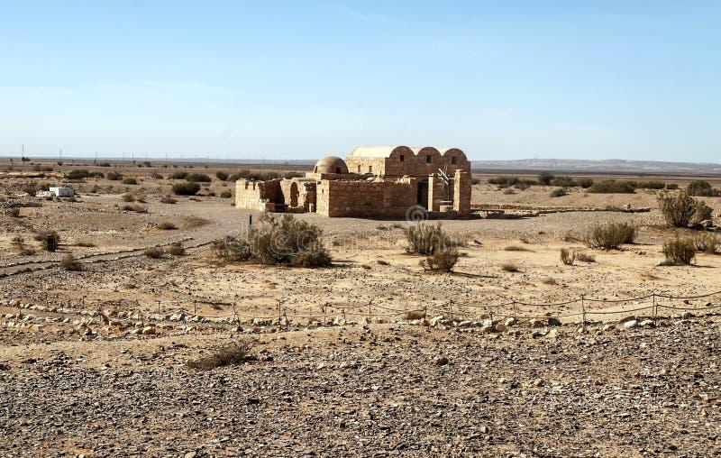 Замок Hanarrah стоковая фотография rf