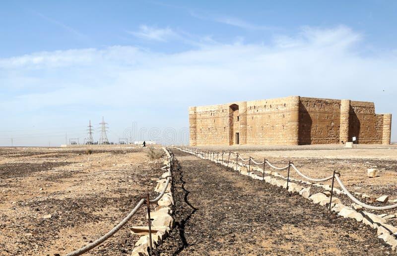 Замок Hanarrah стоковое изображение