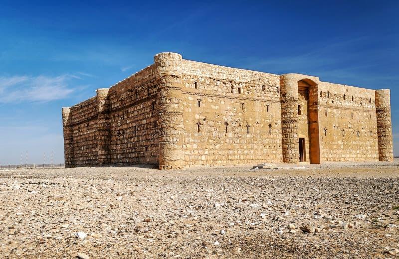 Замок Hanarrah стоковая фотография