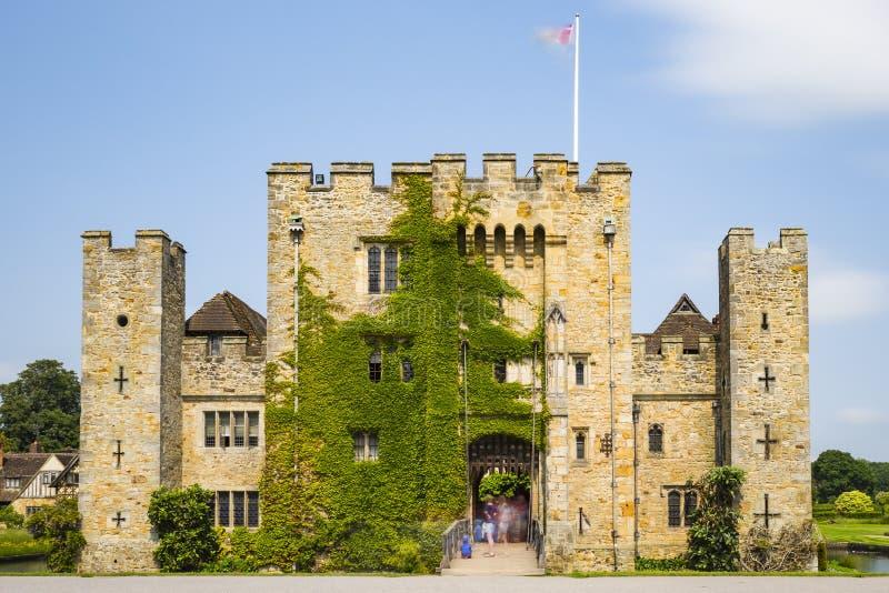 Замок Hever стоковые фото