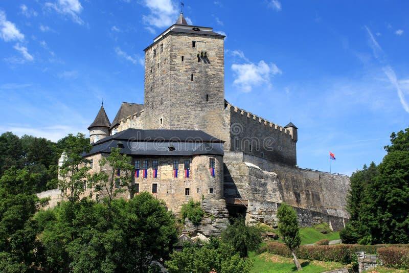 Замок Kost стоковое фото rf