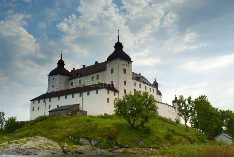 Замок Lacko стоковые фотографии rf