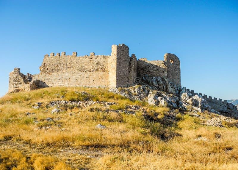 Замок Larissa стоковое изображение rf