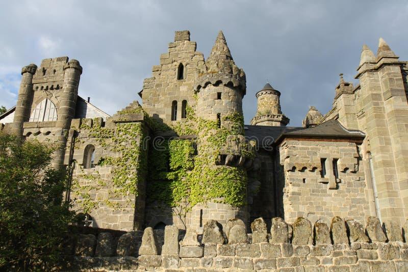 Замок Lowenburg стоковое фото