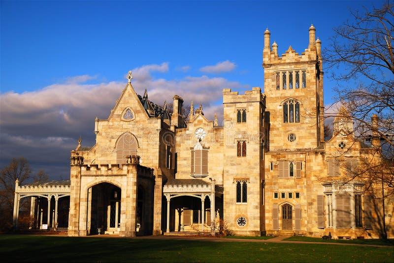 Замок Lyndhurst, стоковая фотография