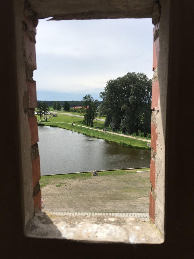 Замок Mir стоковое фото
