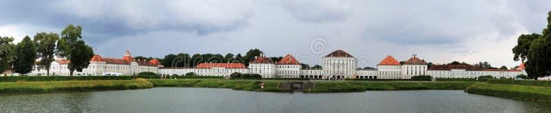 Замок Nymphenburg, Мюнхен стоковые фотографии rf