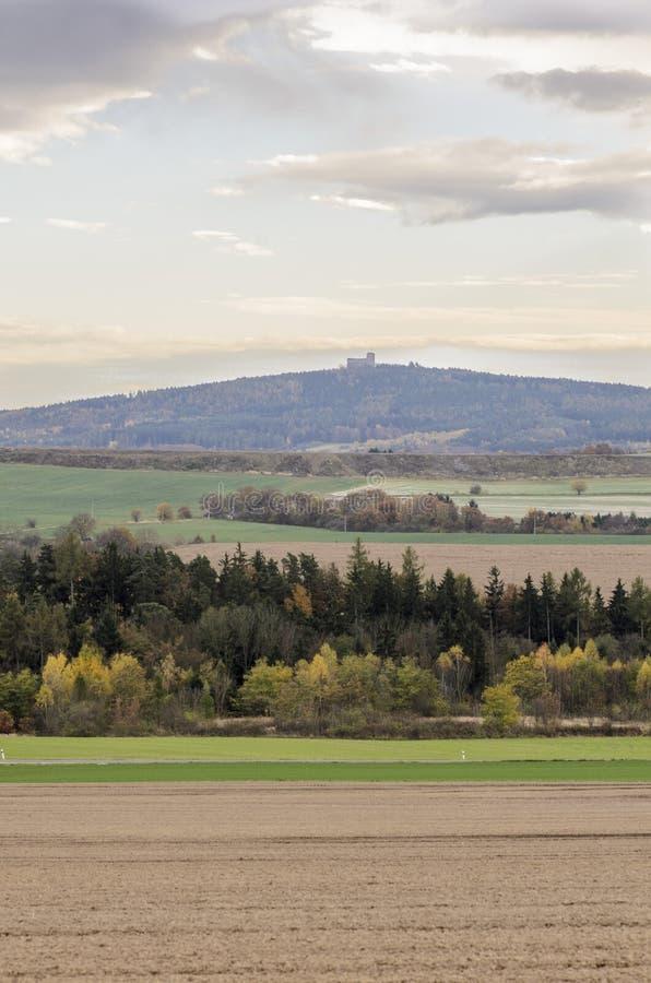 Замок Radyne стоковые изображения