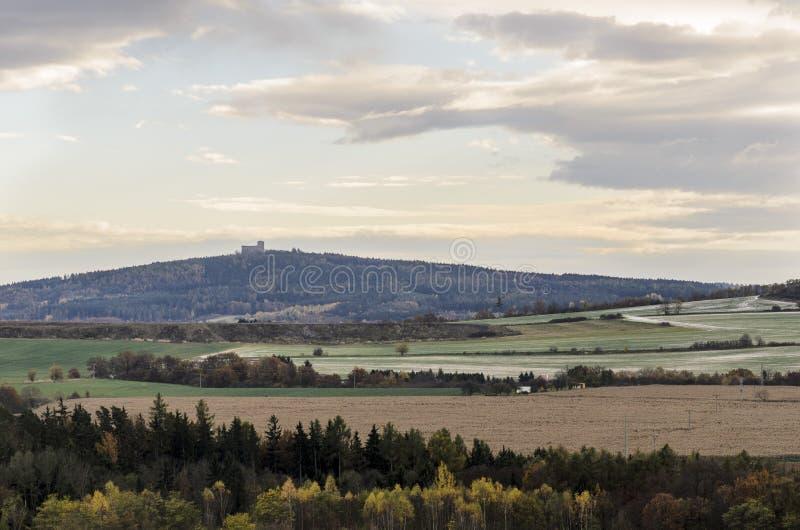 Замок Radyne стоковая фотография