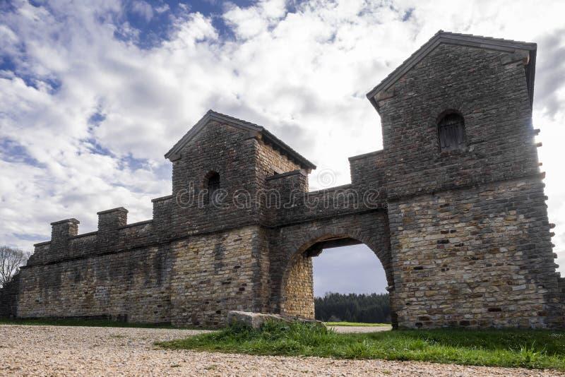 Замок Romes стоковая фотография