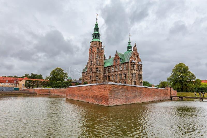 Замок Rosenborg стоковое фото