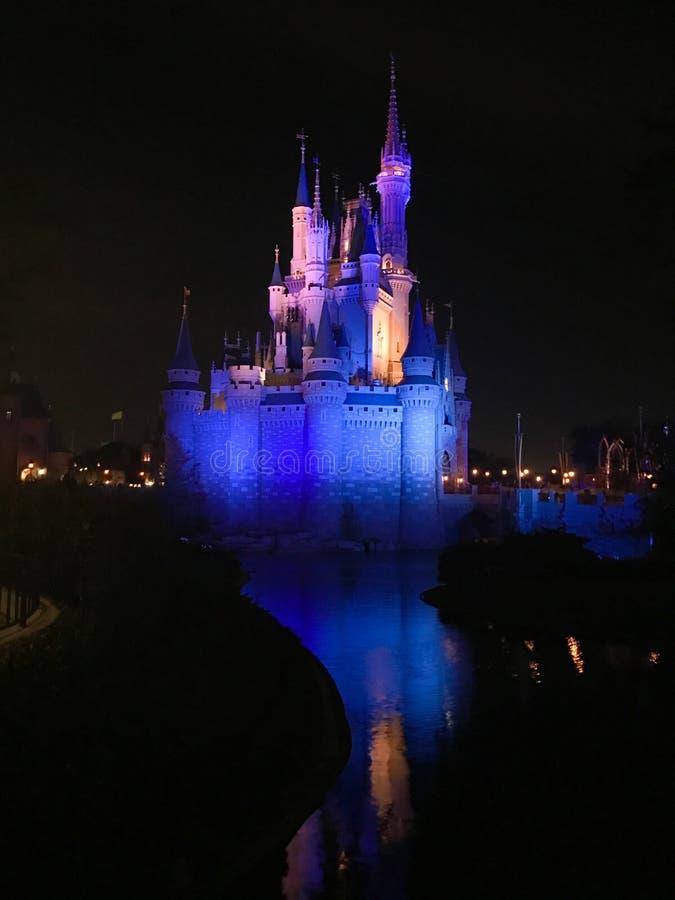 Замок ` s Золушкы, мир Флорида Дисней стоковые изображения rf