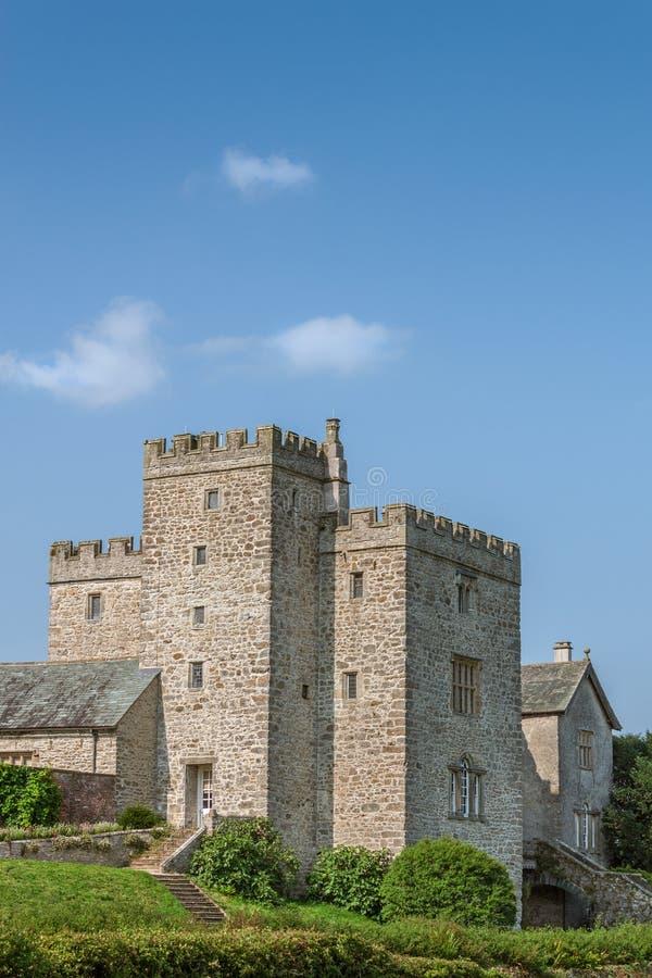 Замок Sizergh стоковая фотография