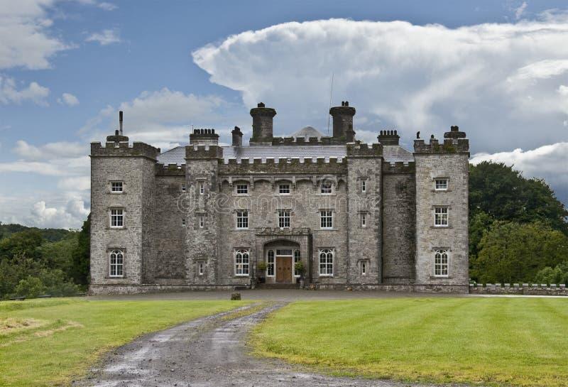 Замок Slane стоковое изображение