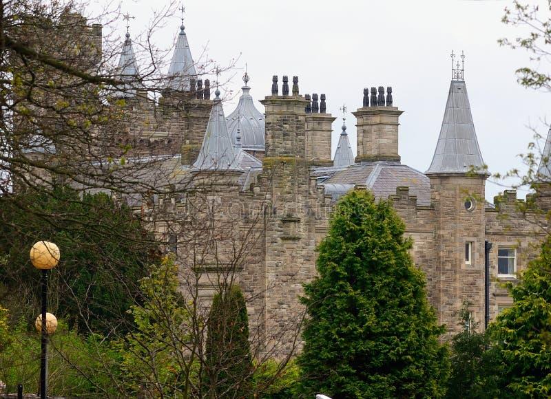 Замок Stormont, Stormont, Северная Ирландия стоковое фото rf