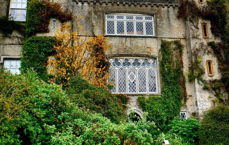 Замок Talbot, Malahide, Ирландия стоковые изображения