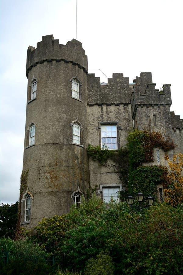 Замок Talbot, Malahide, Ирландия стоковая фотография