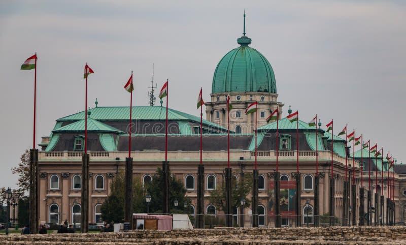 Замок VI Buda стоковая фотография