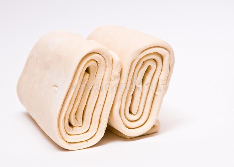 замороженная слойка печенья стоковое изображение rf