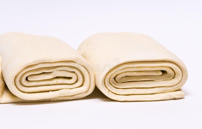 замороженная слойка печенья стоковая фотография